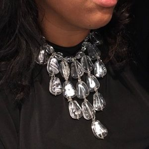 CHICO'S Adjustable length  statement necklace